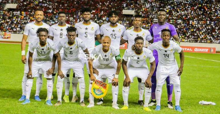2021 AFCON Qualifiers: Andre Ayew Delighted With Black Stars Win Over Sao Tome