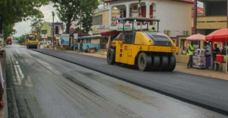 Gov't To Cut Sod For Sinohydro Roads In Volta, Central And Ashanti Regions