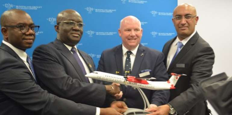 Ghana To Buy Six Aircrafts For New National Airline