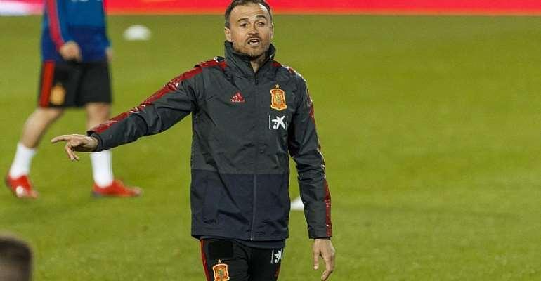 Luis Enrique Returns As Spain Coach In Place Of Moreno