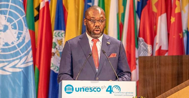 Education Minister Launches Ghana's Bid For Re-election To UNESCO Exe Board