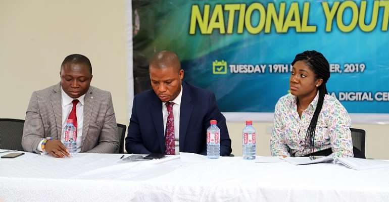 NYA Holds Sensitisation On National Validation Of Draft Statement