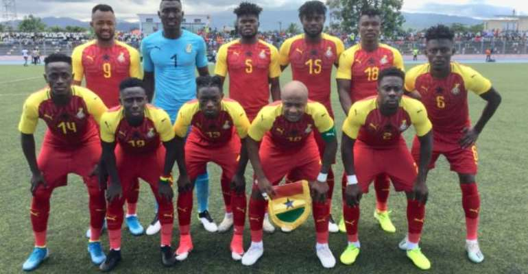 Andre Ayew Congratulates Black Stars Players For Wins Against South Africa, Sao Tome