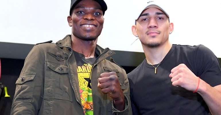 I Have To Win To Against Lopez To Prove My Self, Says Commey