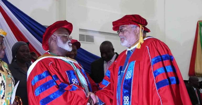 NDC Holland Chapter: Eulogizes Former President of Ghana, H.E. Jerry John Rawlings