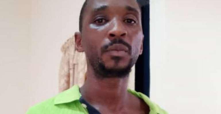 Samuel Udoetuk Wills