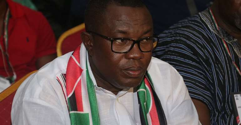 Ofosu Ampofo Alleged 'Kidnapping' Tape Played In Court