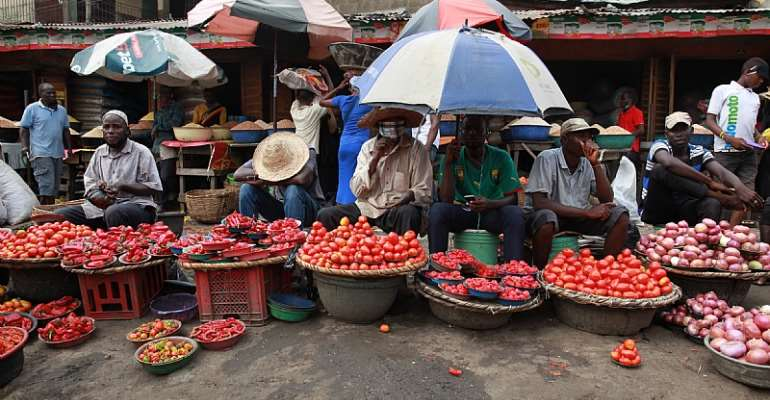 Africa's mainly informal economies are particularly  vulnerable to the ravages of COVID-19. - Source: Akintunde Akinleye