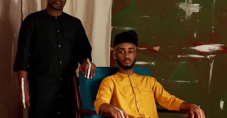 LOOKBOOK: The Timeless Collection By Lucky Enemuo