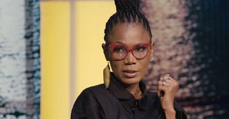 Funmi Iyanda Discusses The Police's Reaction To Rape Cases In Episode 3 of Public Eye