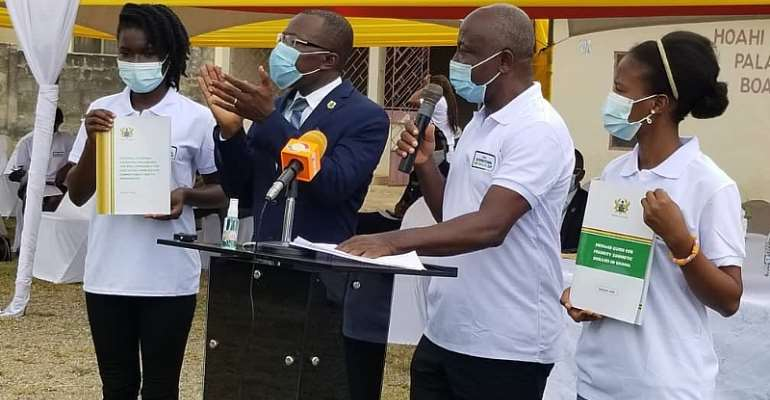 US Partners With Ghana To Strengthen Public Health Emergency Communication
