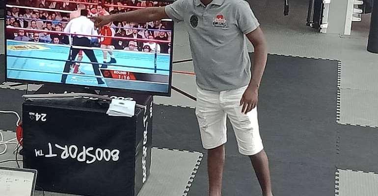 Ace Boxing Referee Roger Banor At WABA Seminar In UAE