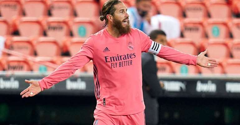 Sergio Ramos © Gallo Images