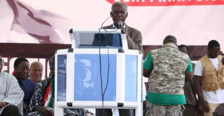 Nunoo Mensah Blasts NDC, NPP For Failing To Tackle Unemployment