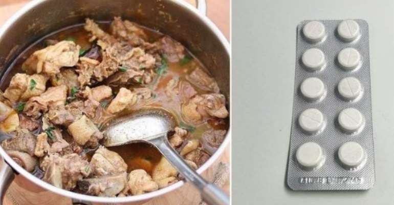 How Nigerians risk death consuming meat cooked with paracetamol