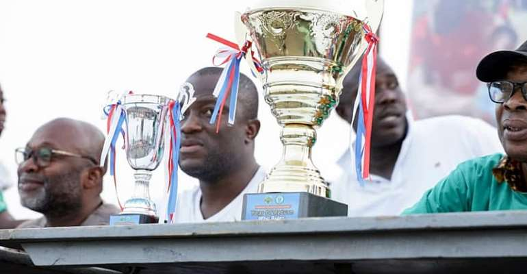 Who Rules Bukom? - Accra Mayor Cup At Stake In Year Of Return Tug Of War At Bukom