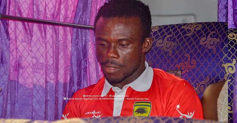 VIDEO: Kotoko Arrive In Accra Ahead Of Crucial Tie Against Legon Cities FC