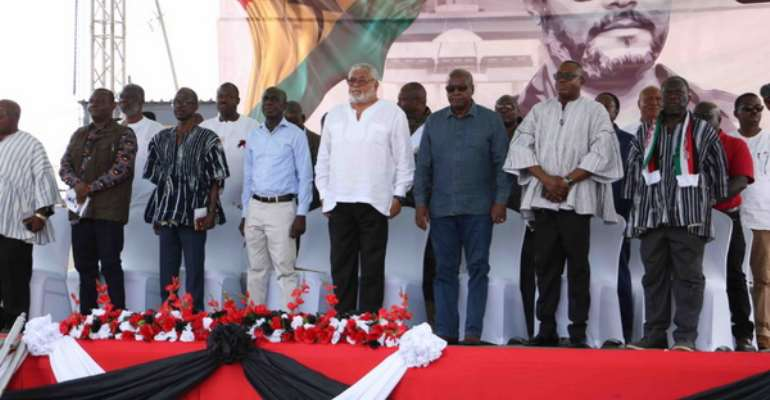 We Will Tell Our Story – Rawlings