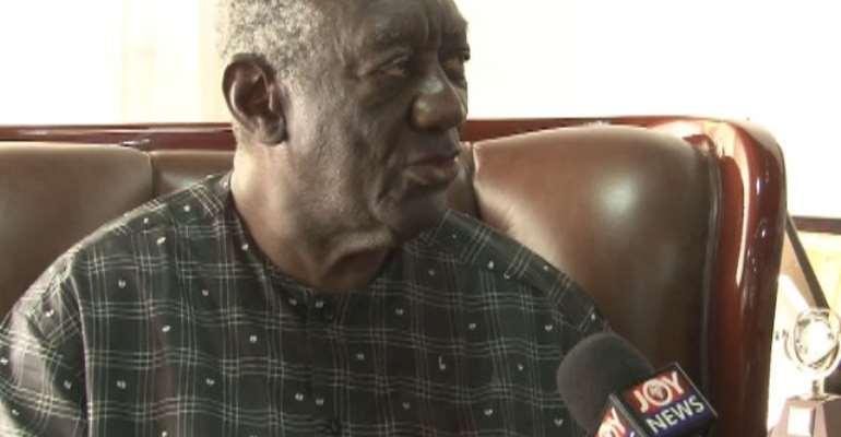KABA Death Shocks Ex-President Kufuor