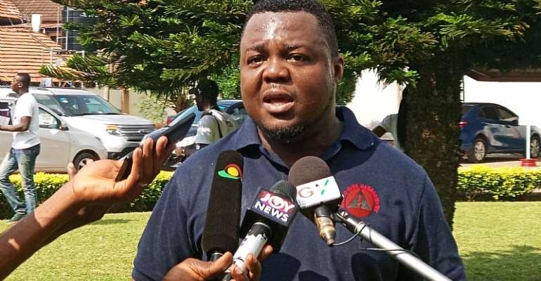Mr. Kofi Okoampah Akoto, PRO, CIIG
