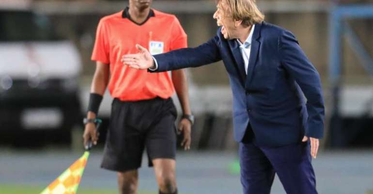 Former Ghana Coach Claude Le Roy Storms Out Of Press Conference After Kenya Draw