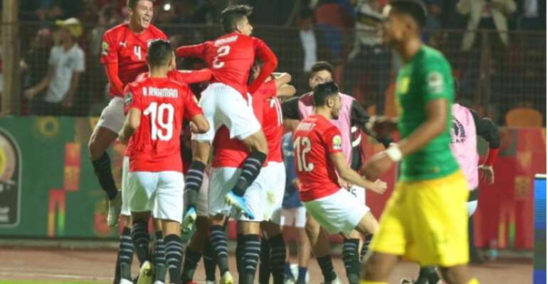 CAF U-23 AFCON: Egypt, Cote d'Ivoire Secure Places At 2020 Tokyo Olympics