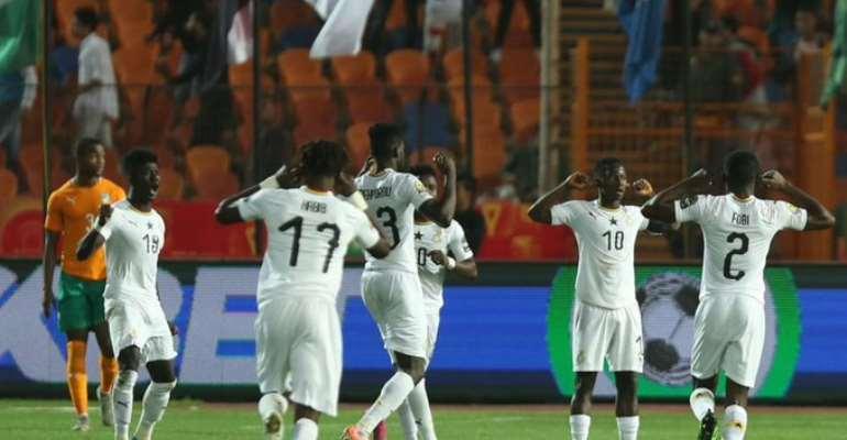 CAF U-23 AFCON: Ghana 2 (2) v 2 (3) Ivory Coast [HIGHLIGHTS]