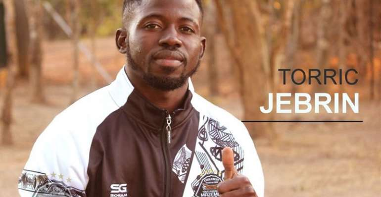 'My Time Will Come', Says Torric Jebrin After Failing To Feature In Ghana's AFCON Doubleheader