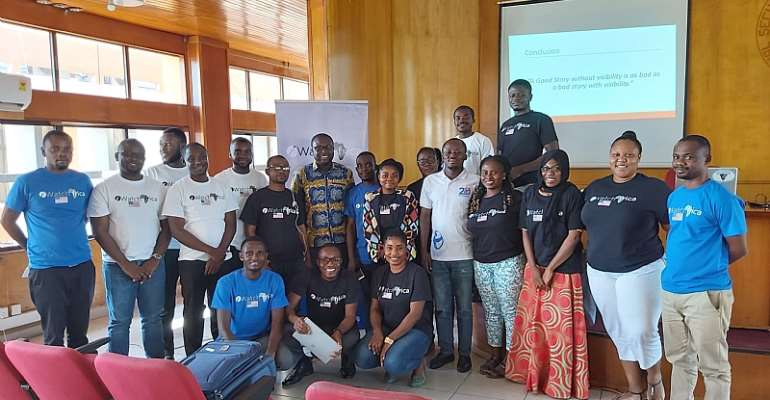 Kumasi: iWatch Africa Trains Journalists On Human Rights And Corruption Reporting