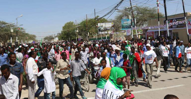 Somaliland Police Shut Down Horn Cable TV, Arrest Its Editor