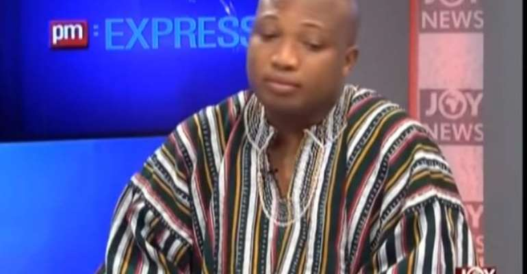 Volta Separatists Action A 'Comic Relief' — Ablakwa Writes