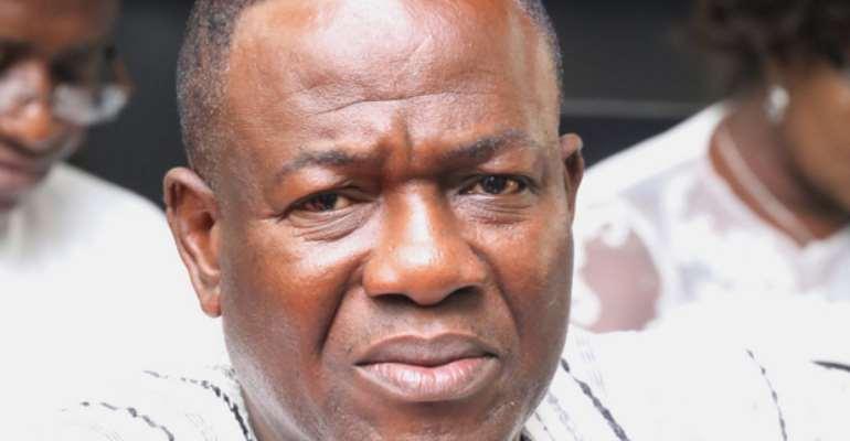 Samuel Kofi Ahiave Dzamesi, Minister of Chieftaincy and Religious Affairs