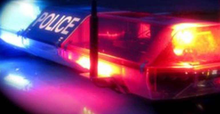 Kyebi Police Chases Flour Thieves