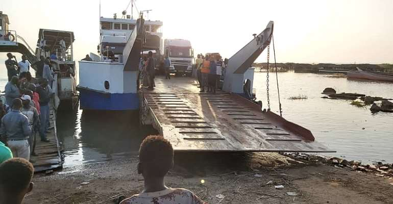 Savannah Regional Minister To Construct Bridge To Link Mankango And Yeji In Future