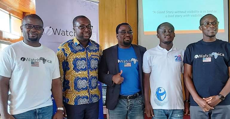 iWatch Africa Introduce Measures To Combat Online Abuse, Harassment Of Journalists