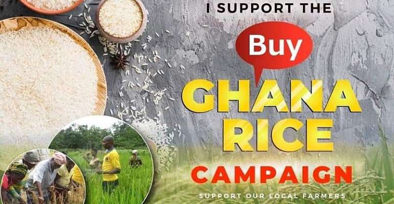 The Rice Campaign: Adopting Domestication Principles To End Economic Woes