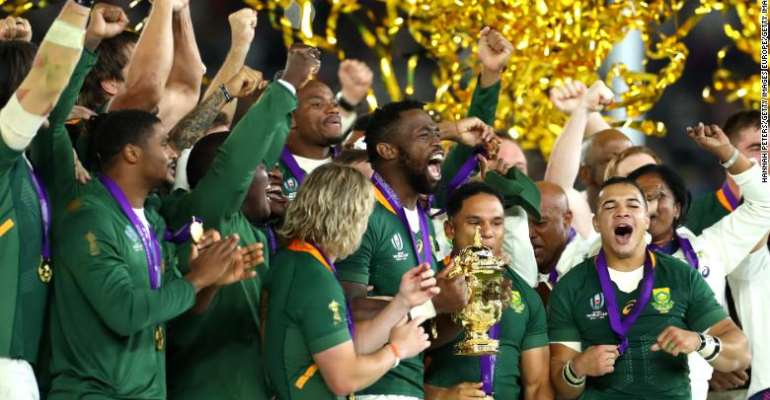 Springboks World Cup Success Is Not A Panacea For South Africa's Racial Problem