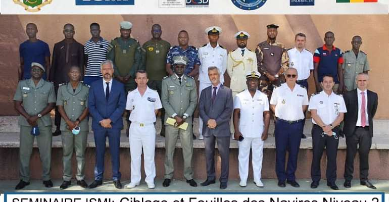 ISMI Strengthens Africa's Gulf Of Guinea Ship Targeting And Ship Search Capabilities