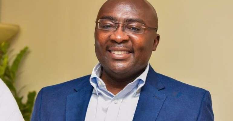 Ghana's Vice President, Dr. Mahamudu Bawumia
