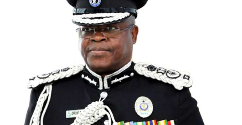 James Oppong-Boanuh – IGP