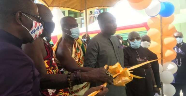 Passport Office Opened In Cape Coast