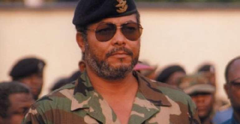 Rawlings' Presidential Report On Ghana's Dev't Plan From 1996-2000