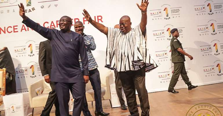Nana Akufo-Addo Hints Of Promising Year 2020;