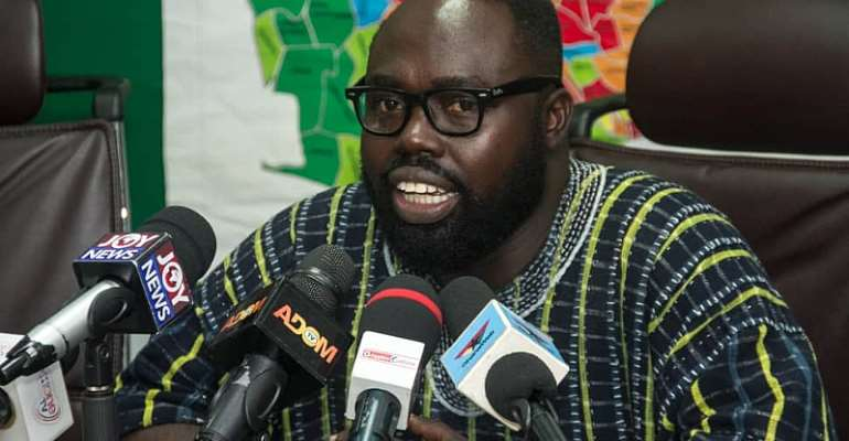 NDC Pisses-In On EIU Election Report Favouring NPP
