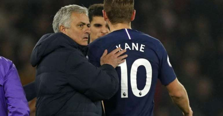 PL: New Year Nightmare For Jose As Spurs Crash To Defeat And Kane Suffers Injury Blow