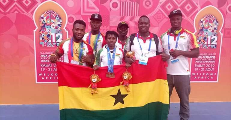 Ghana Weightlifting Federation Gets 5 Nominations At 45th SWAG Awards