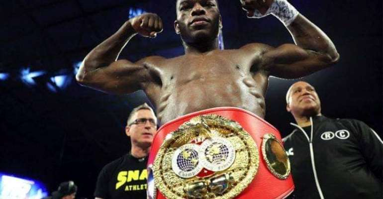 Boxing Expert Commends SWAG For Nominating Commey As 2019 Sports Personality Of The Year