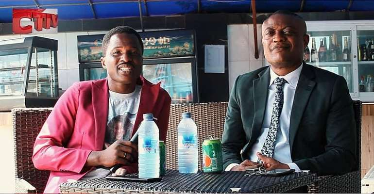 My Father Who Was A Minister Of State Neglected Me At Age 2 – Lawyer Maurice Ampaw [Video]