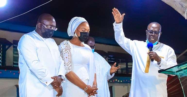 Peace, religious harmony, collaboration key to Ghana's development---Bawumia