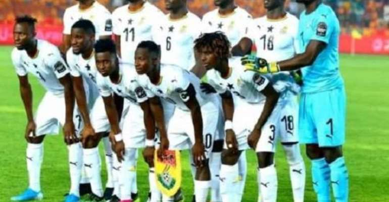 Ghana Is Destined For Olympic Games 2020 Football Event – Kobby Jones